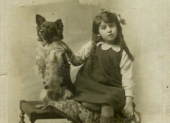 1918-Mary-BRINE-nee-MAPLESDEN-Aged-6