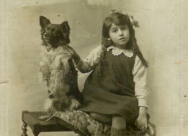 1918-Mary-BRINE-nee-MAPLESDEN-Aged-6