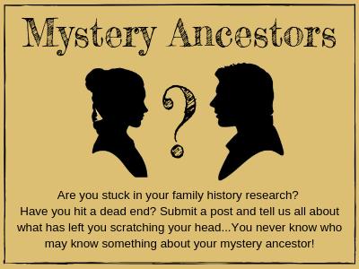 Mystery Ancestors