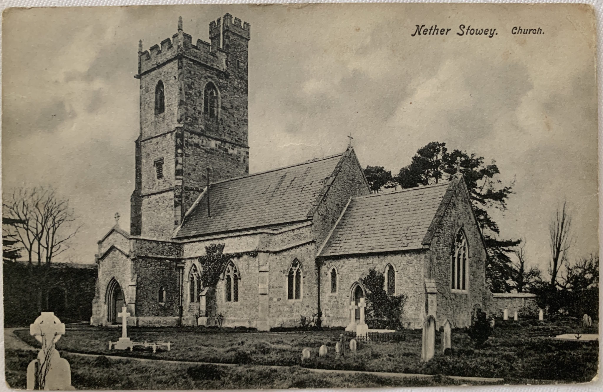 Nether Stowey Church