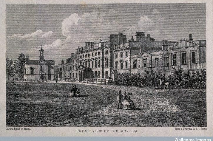 Brislington House – Lunatic Asylum